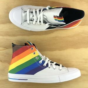 Converse Chuck Taylor All Star High Top Pride Size
